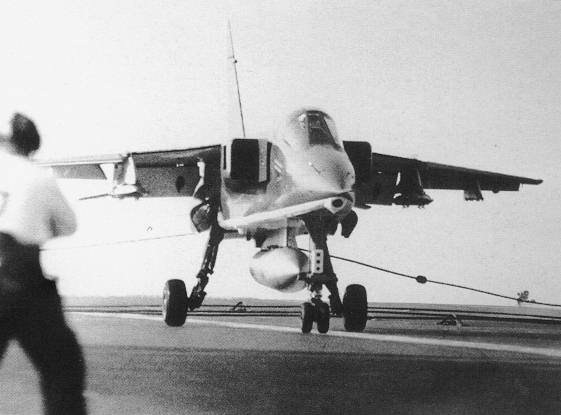 MCDONNELL-DOUGLAS F/A-18 HORNET  569320Jaguar_Marine