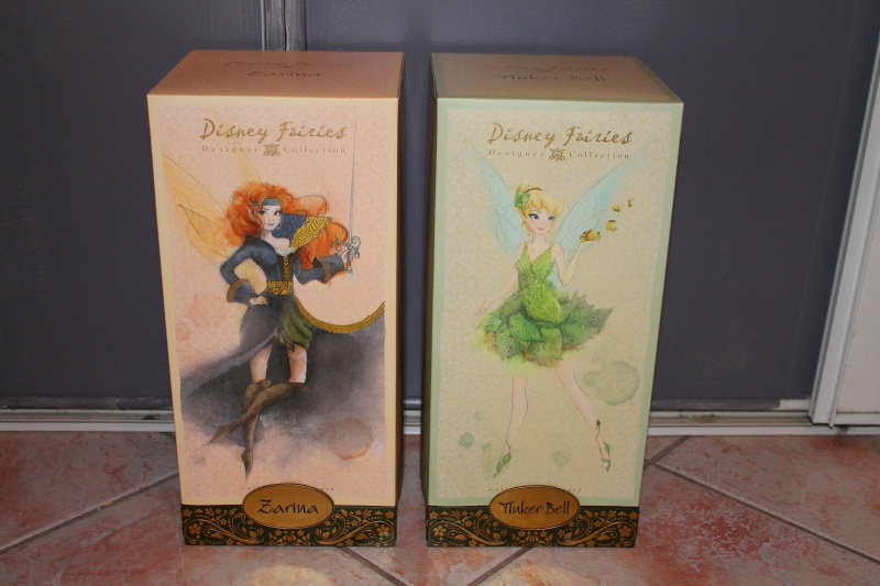 Disney Fairies Designer Collection (depuis 2014) - Page 20 570511IMG0455