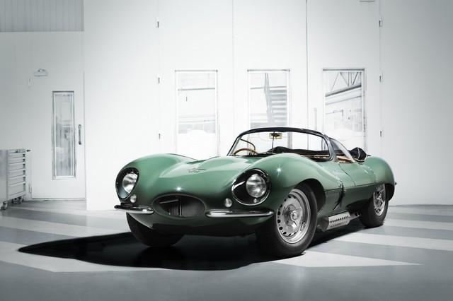 La « Nouvelle Jaguar XKSS D'origine » Dévoilée À Los Angeles  570636jagxkssfront34image16111601
