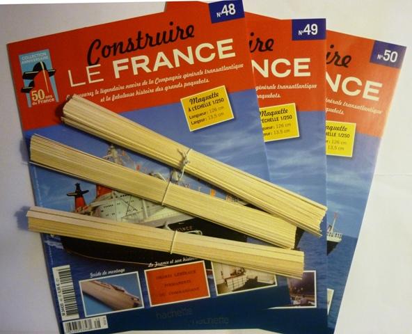 Le france  au 1/250è - hachette-Amati - Page 7 570997Fasc048049050r