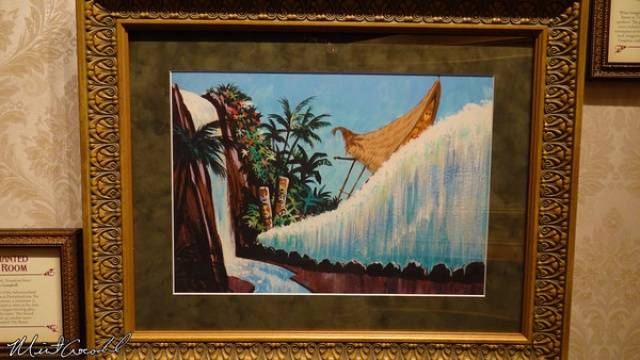 [Disneyland Park] The Disney Gallery - Exposition Tiki, Tiki, Tiki Realms, Celebrating 50 Years of Enchantment 571366t14