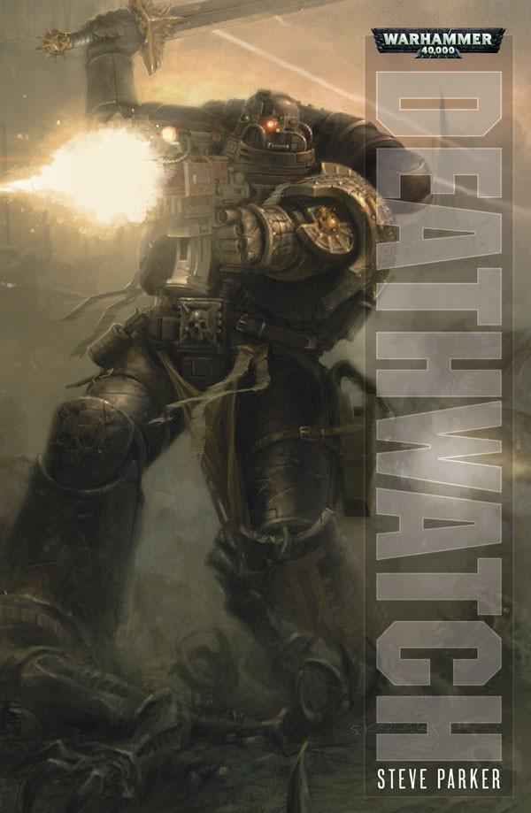 Deathwatch  by Steve Parker 572001deathwatch2013