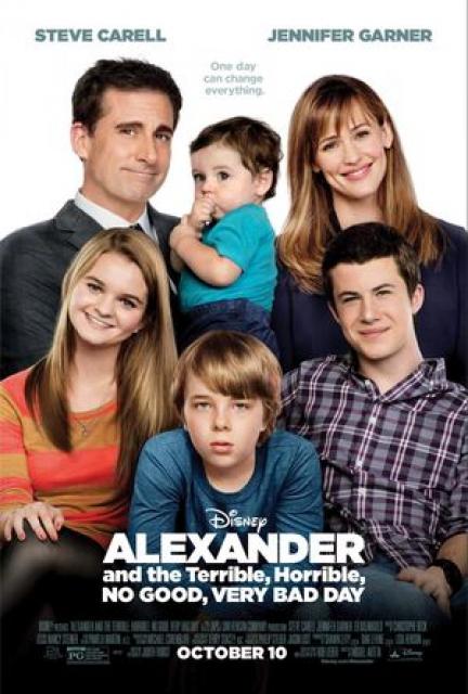 [Disney] Alexander et sa Journée Épouvantablement Horrible et Affreuse (2014) 572945al1