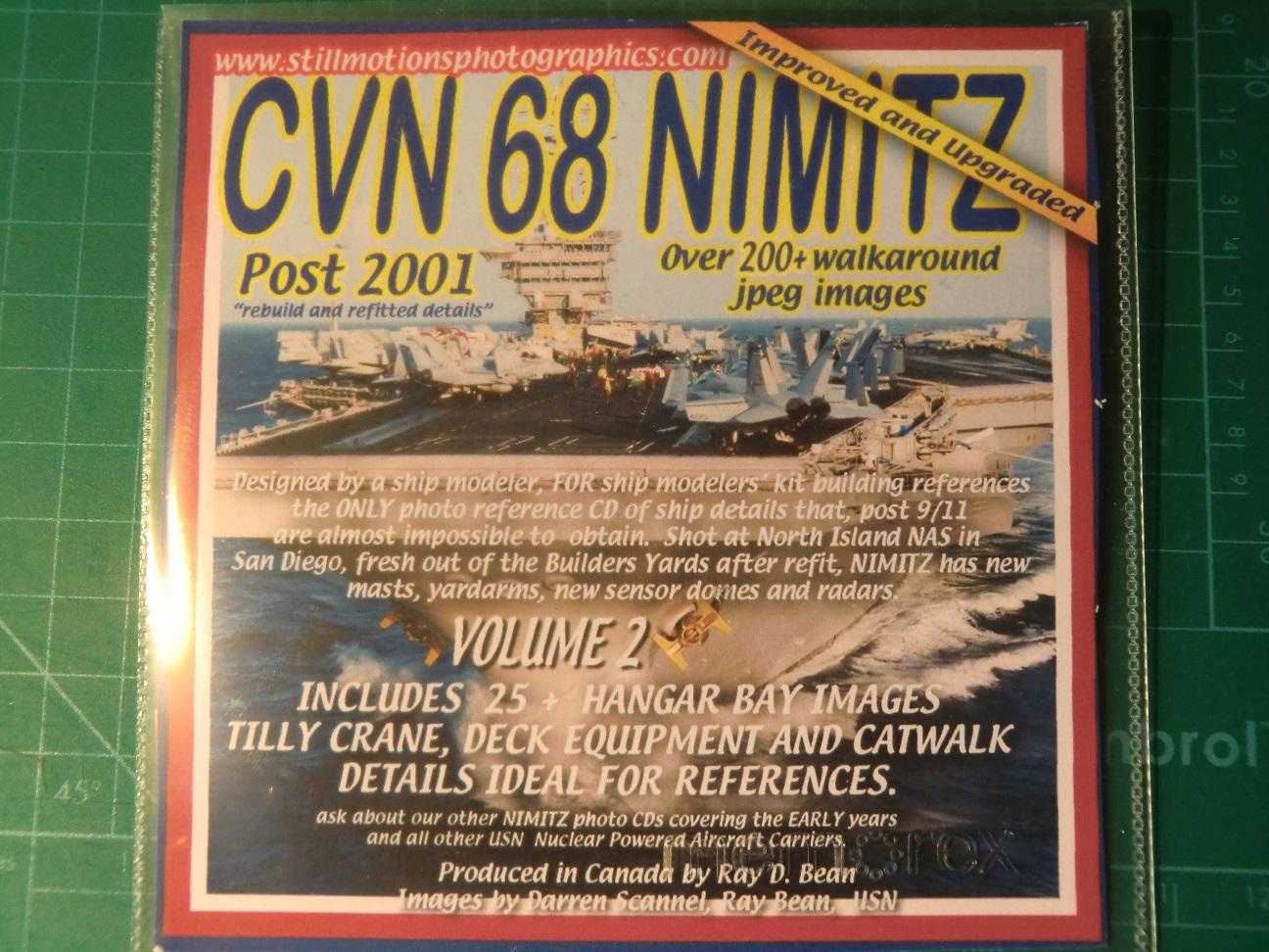 CVN 68 USS Nimitz Trumpeter 1/700  - Page 3 573413Nimitz21