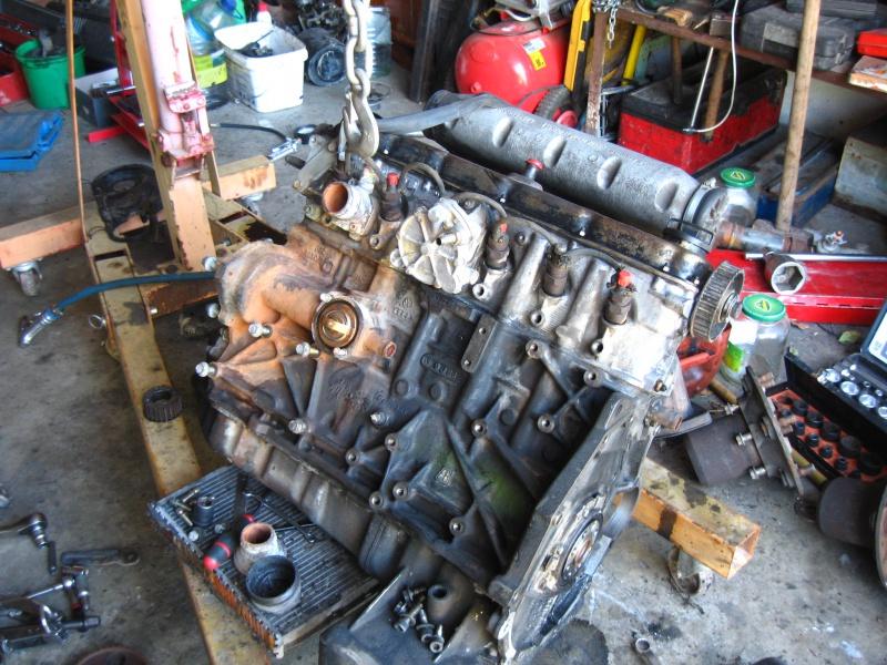 [Tuto] Remplacement moteur CP par un volvo (240) 573870STA4790