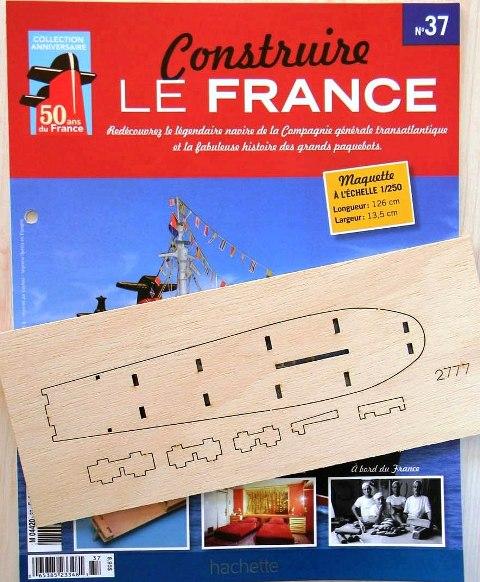 Le france  au 1/250è - hachette-Amati - Page 6 574211Hachette037r