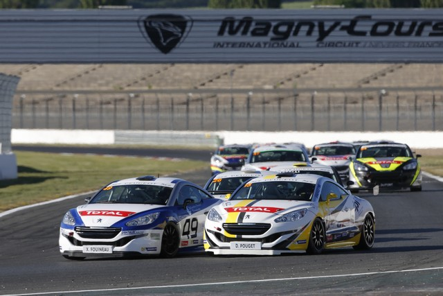 RCZ Racing Cup / David Pouget Fait Le Plein De Points À Magny-Cours ! 57570857817c01e6c7d