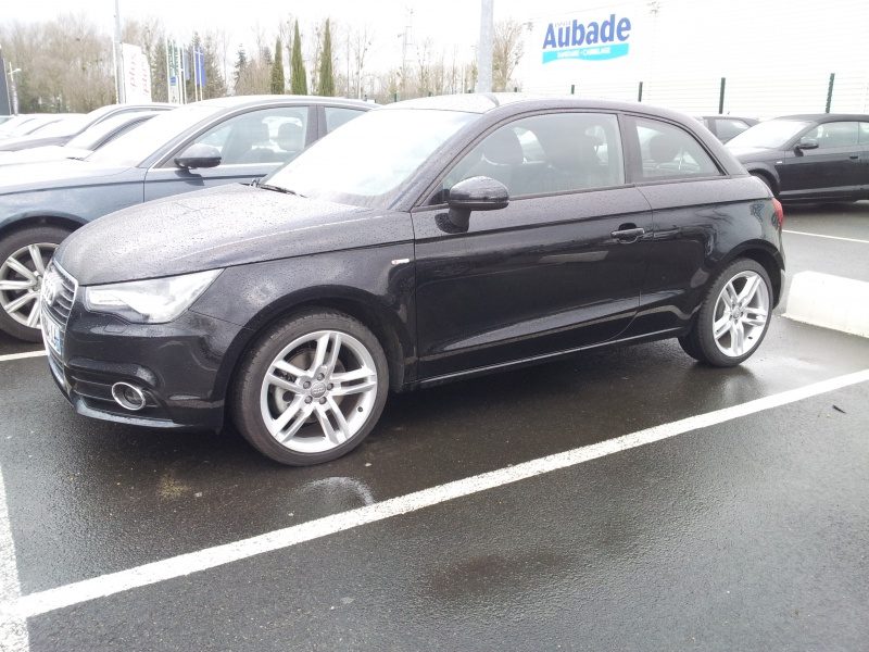 La Next TomRSMobile ! Audi A1 Sportback 122cv Sline Stronic Photos P11 - Page 2 57699020130214161241