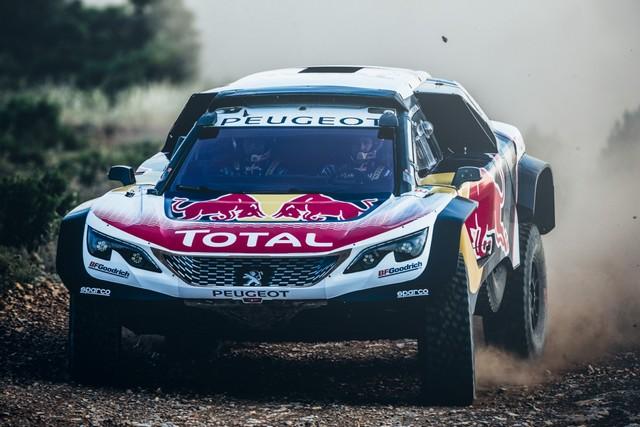 « Maximum Attact » Pour Peugeot, Avec Le Lancement De La 3008DKR MAXI 57837259529a9d61921