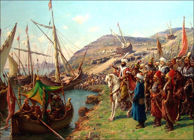 هل خضع المغرب لنفوذ الإمبراطورية العثمانية ؟ 579165osmanl305