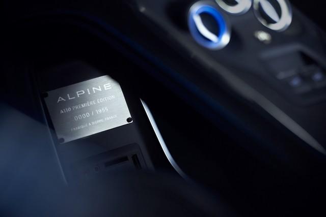 Alpine est de retour - A110, la voiture de sport française agile et compacte 5793358834016