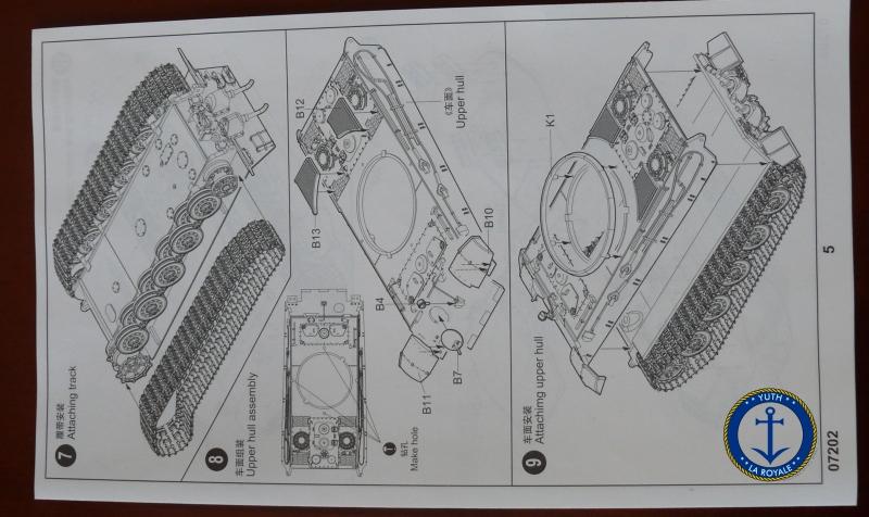 """Konigstiger """"porsche turret"""" 1/72 Trumpeter 579451P1080393"""