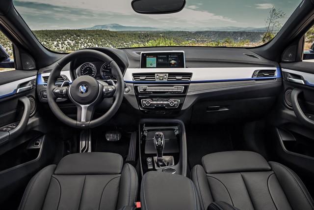La nouvelle BMW X2 Silhouette élégante, dynamique exceptionnelle 580619P90278934highResthebrandnewbmwx2