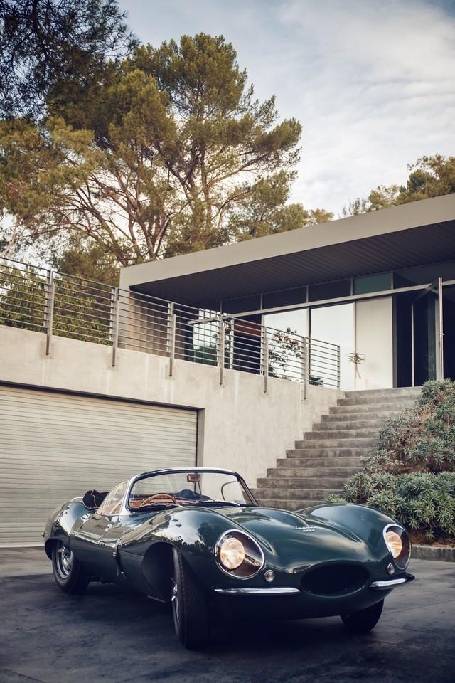 La « Nouvelle Jaguar XKSS D'origine » Dévoilée À Los Angeles  580832jaguarxkssla124