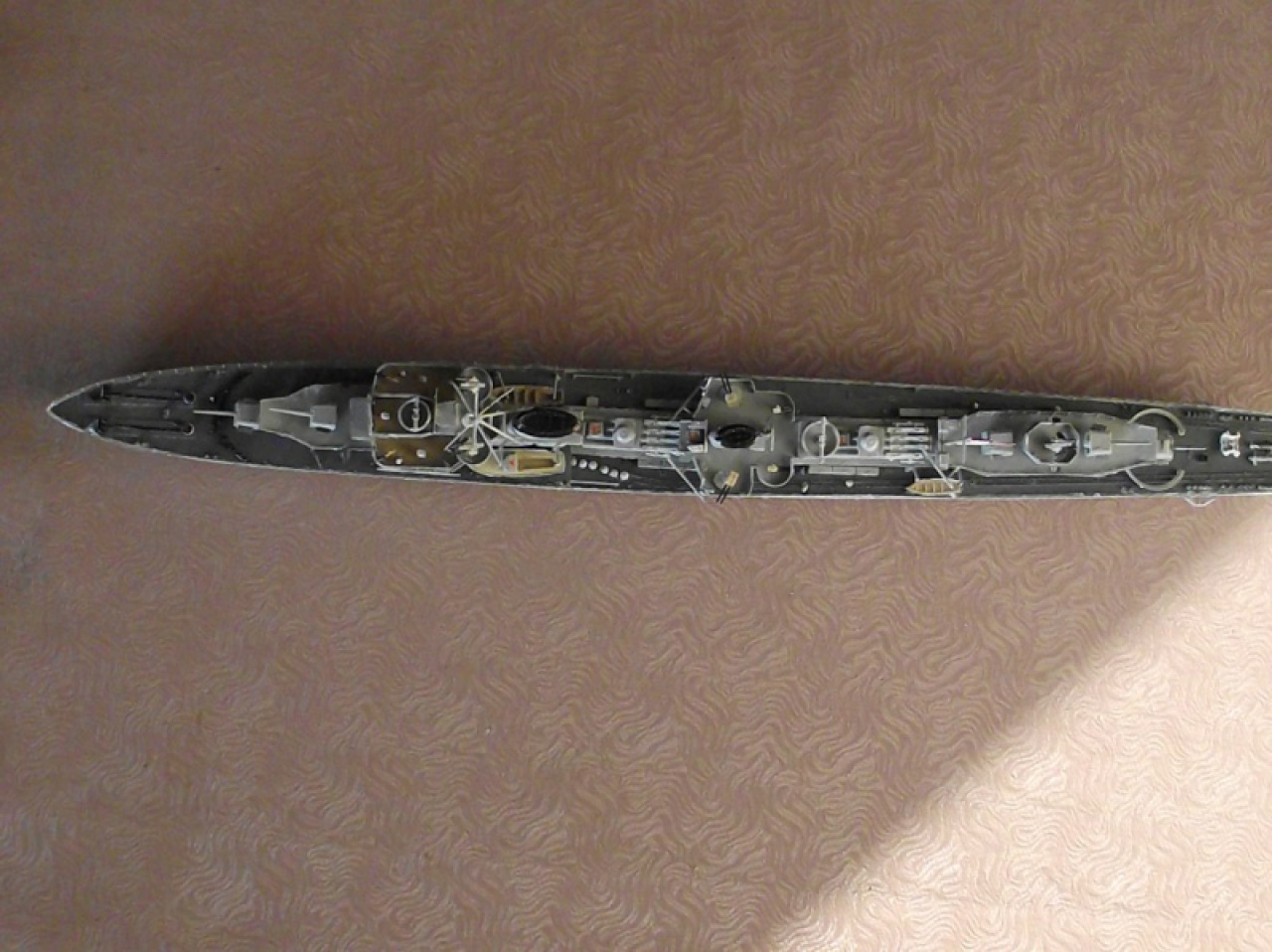 Destroyer Z43 Trumpeter au 1x350 580842506684destroyertermin12