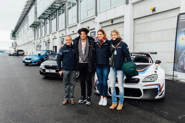 BMW a officialisé le 9 mars son partenariat avec le Circuit de Nevers Magny-Cours  580938P90250620highRespartnershipbetween