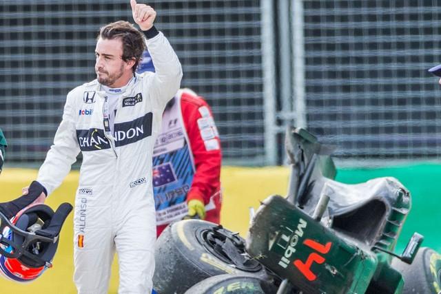 F1 GP d'Australie 2016 : Victoire de Nico Rosberg 5817422016FernandoAlonso