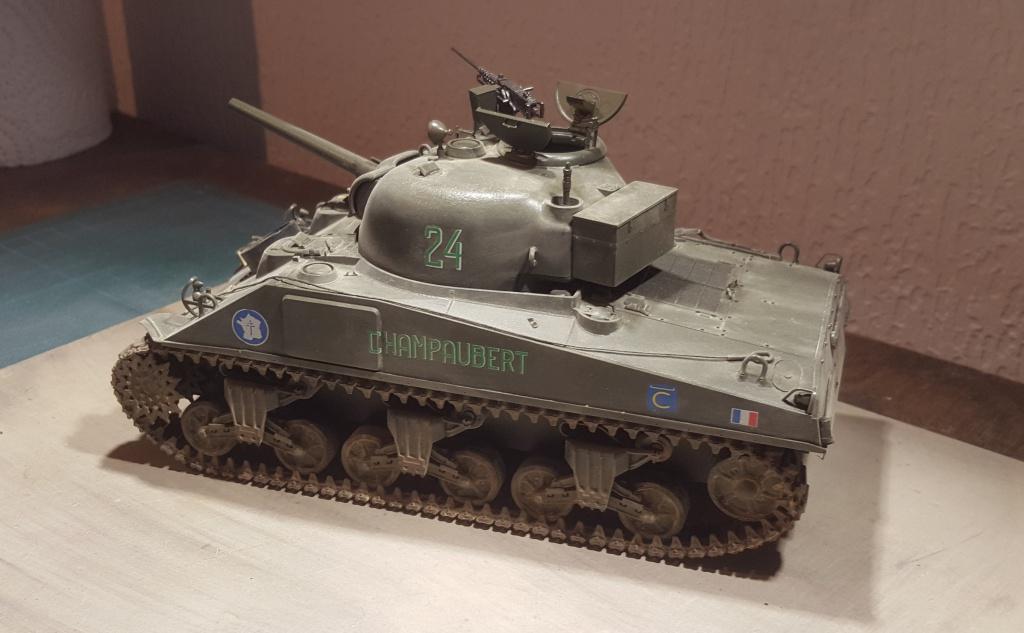 Sherman 1/35ème  Asuka models 58345520170317202806