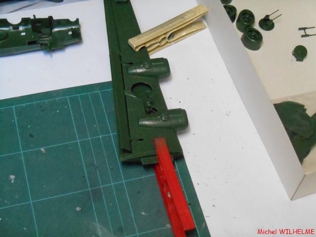 B24.D LIBERATOR kit 1/72 Revell 583932DSCN8474Copier