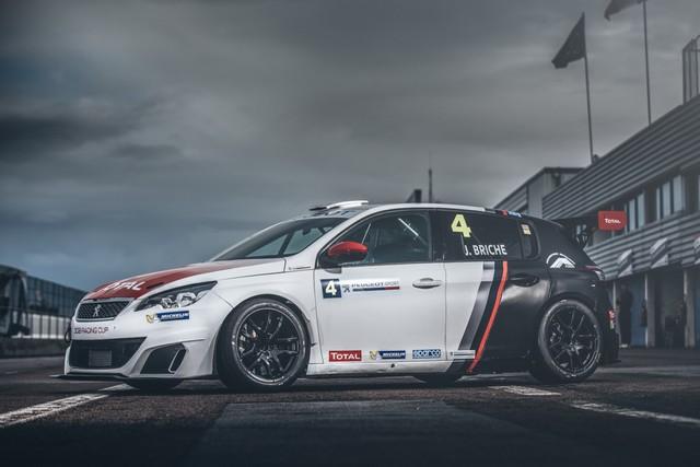 RDV International Pour La Peugeot 308 Racing Cup, Aux 24h De Spa En Belgique 58406459575a0c0406b