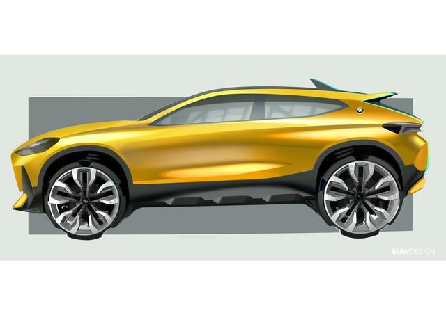 La nouvelle BMW X2 Silhouette élégante, dynamique exceptionnelle 586097P90281592highResthebrandnewbmwx2