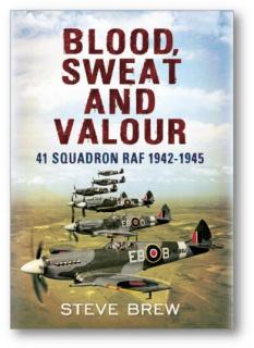 Spitfire XII du 41 RAF Sqn le 7 juin 1944, Airfix (projet AA) - Page 2 586120BloodSweatandValourCover3