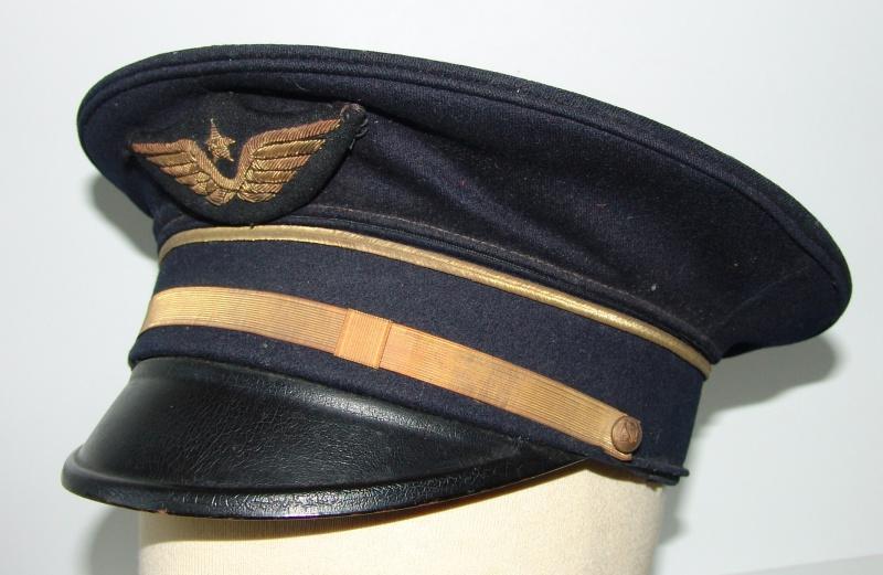 Casquette d'un aviateur 1930/40 586185DSC09196