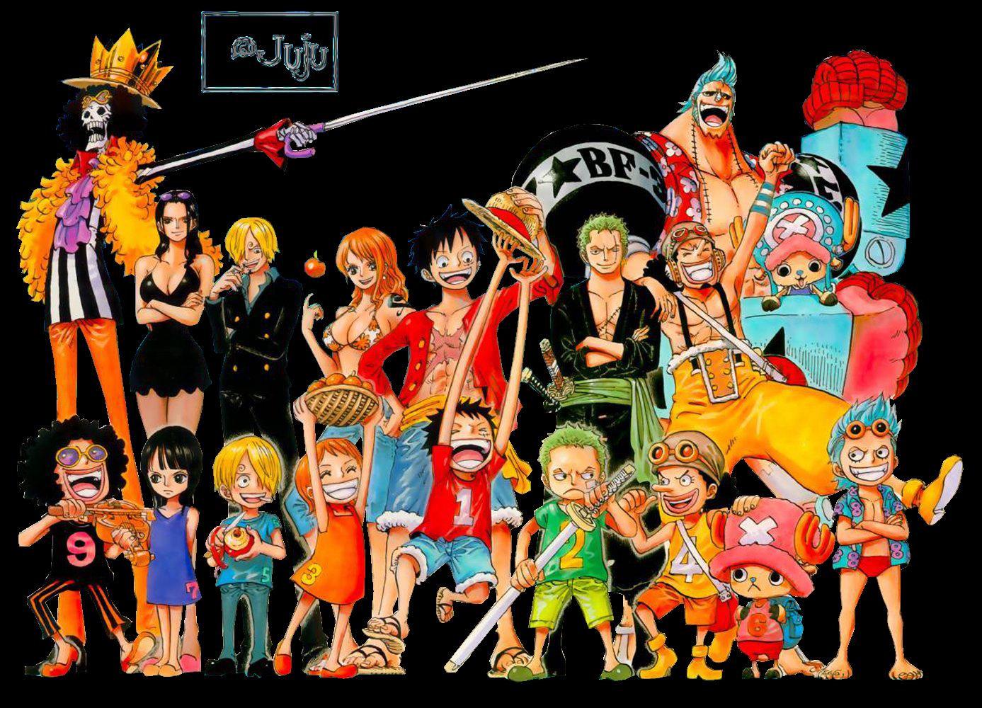 One Piece 586335lesmugiwaras
