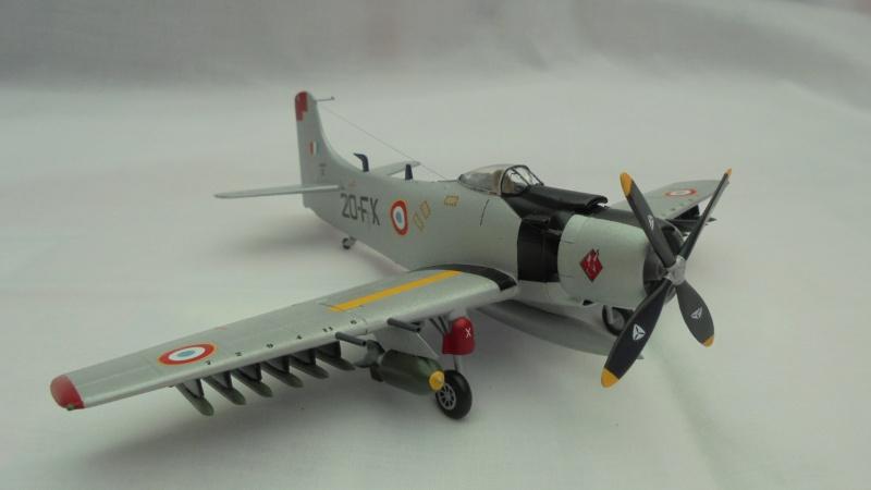 DOUGLAS A1 SKYRAIDER Armée de l'air 586392DSC04575