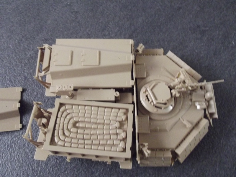 Abrams M1 ABV 1/35 RMF 587132DSCF8601