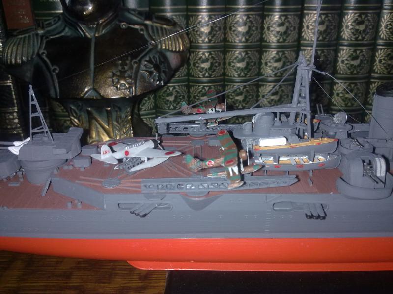 croiseur lourd Mogami au 1/350 par Pascal 94 - Tamiya  - Page 7 587167190120111102