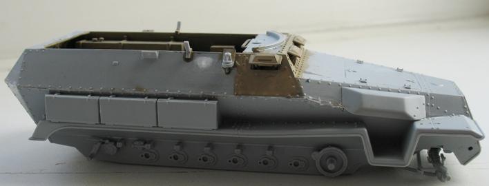 sd.kfz 251/16 flammpanzerwagen  Dragon 1/35 - Page 2 588995modles110018