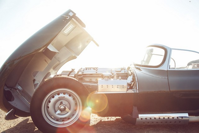La « Nouvelle Jaguar XKSS D'origine » Dévoilée À Los Angeles  589353jaguarxkssla032