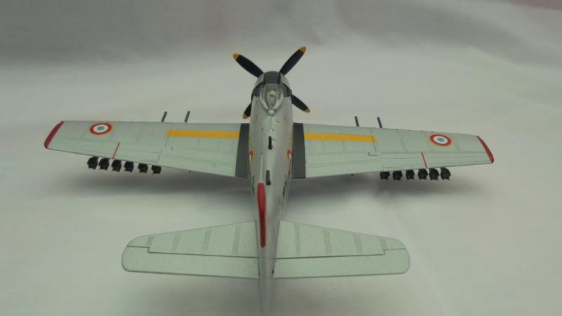 DOUGLAS A1 SKYRAIDER Armée de l'air 589602DSC04580