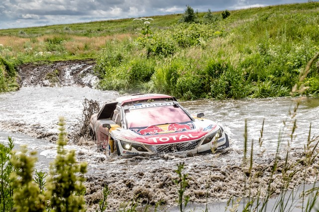 Peugeot Triomphe Pour La Deuxième Année Consécutive Sur Le Silk Way Rally 590292596227328a247zoom