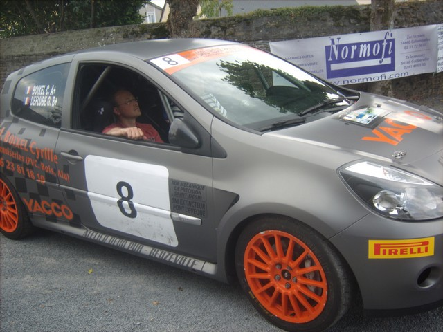 32è Rallye Tessy sur Vire Gouvets 2013 (vérifications techniques)  590354Aug3126