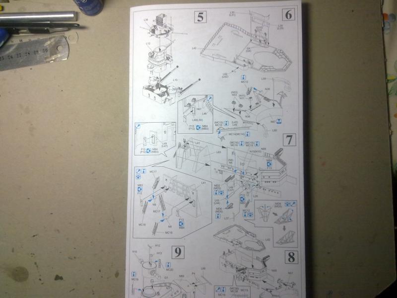 DKM Scharnhorst de  Dragon 1/350° - Page 2 59036715102010828