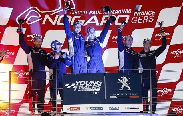 Rencontres Peugeot Sport - Quatre Titres Distribués A Nogaro ! 5904695828ade0d8b46