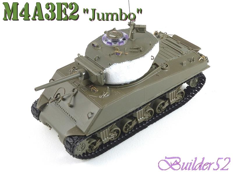 SHERMAN M4A3E2 JUMBO - TASCA 1/35 - Page 2 591229P1050236