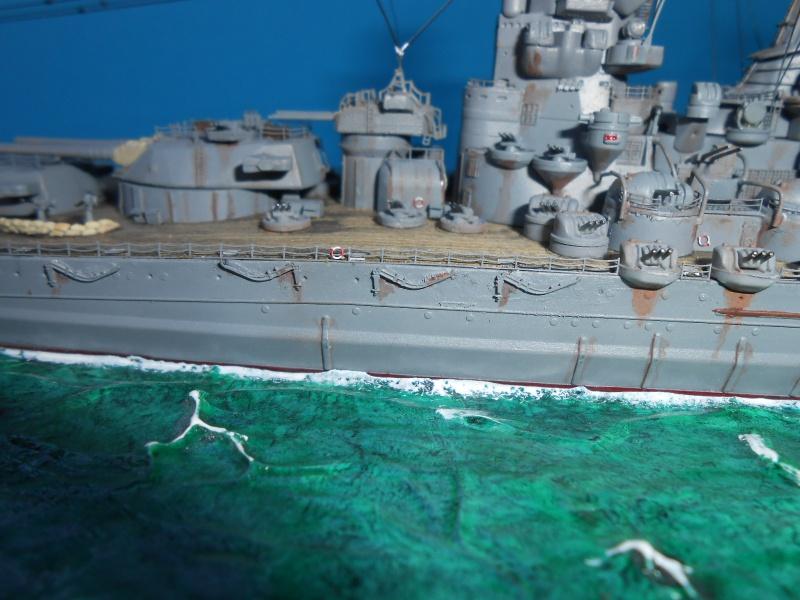 Yamato 1/700 Version 5 Avril 1945 592675DSCN6389