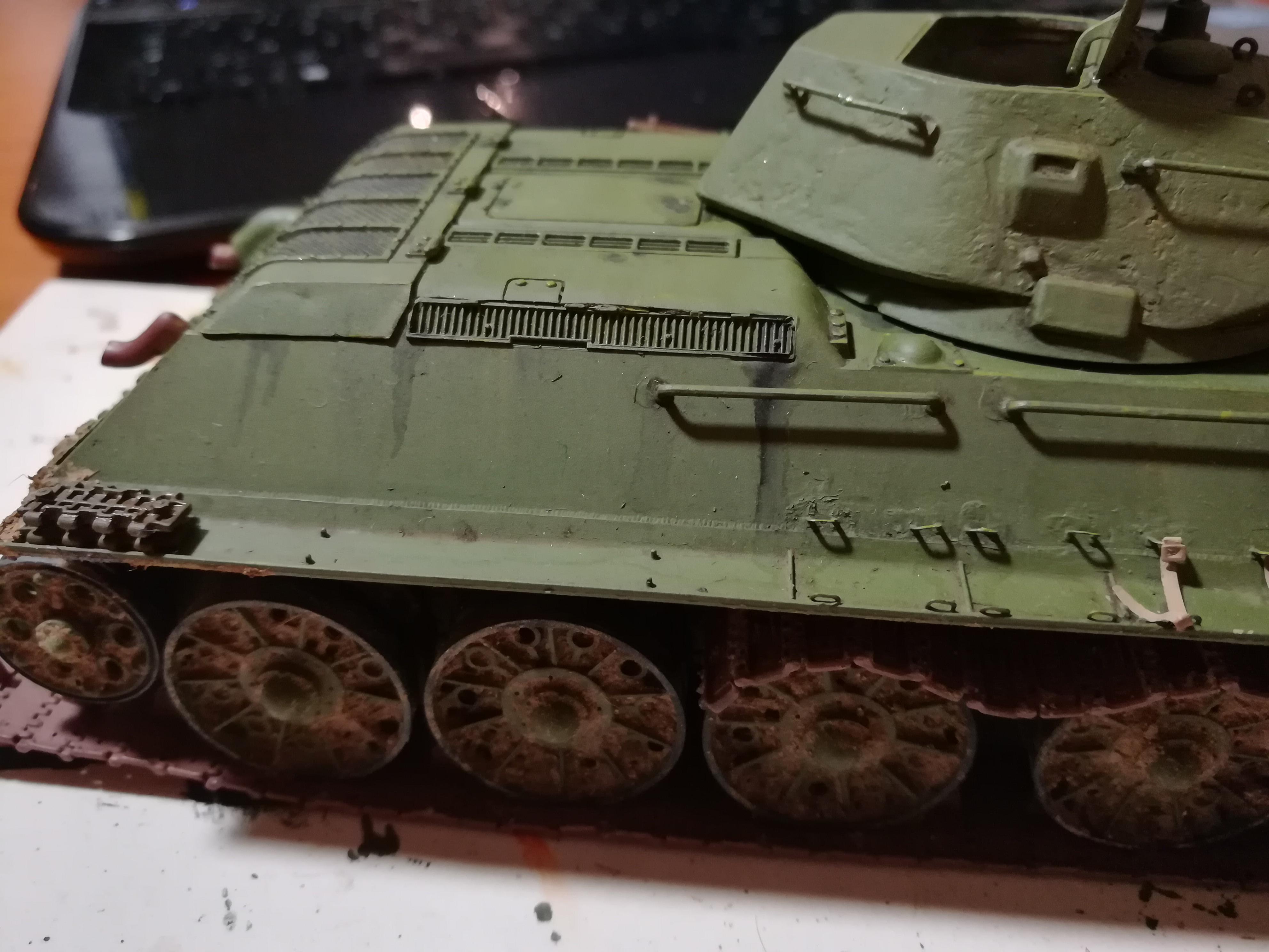 Front de l'Est, 1942 - T34 et Wehrmacht - Zvezda - 1/35 592860IMG20171112180755