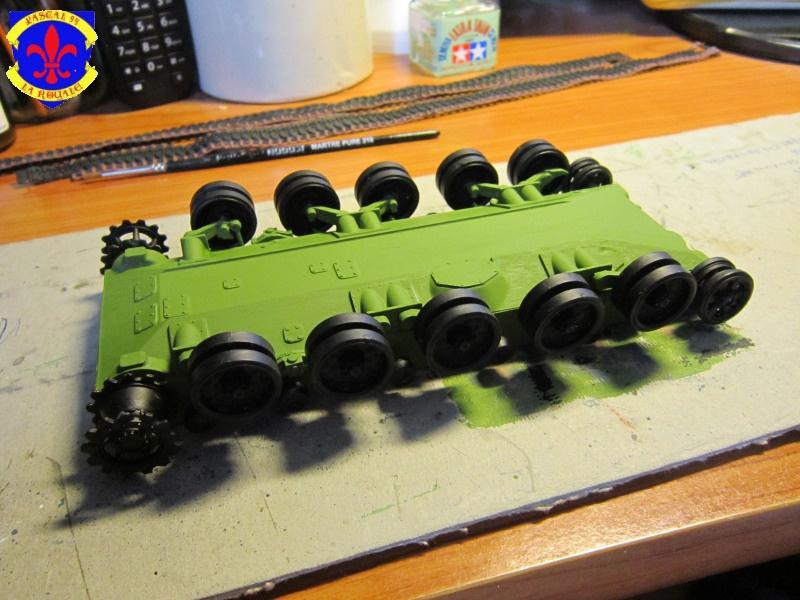 AMX 30 AUF1 au 1/35 d'Heller par Pascal 94 593388IMG15791
