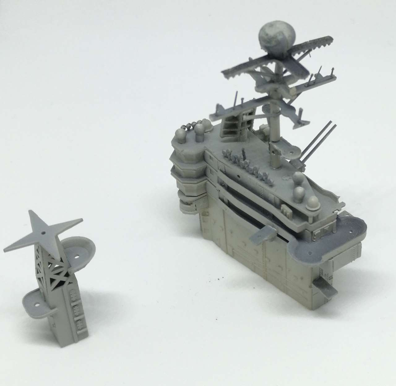 USS Theodore ROOSEVELT CVN-71 [Trumpeter 1/700] - Page 4 594899cvn7162