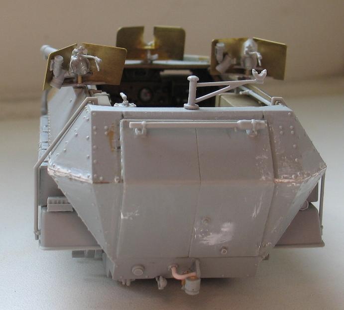 sd.kfz 251/16 flammpanzerwagen  Dragon 1/35 - Page 3 595875modles110020