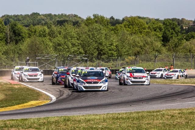 RDV International Pour La Peugeot 308 Racing Cup, Aux 24h De Spa En Belgique 596130041170017921