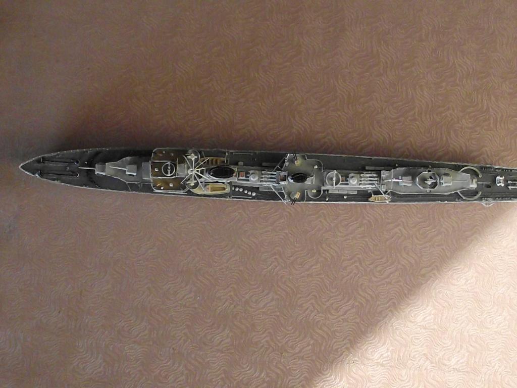 Destroyer Z43 Trumpeter au 1x350 596678DestroyerTrumpeter1x35029