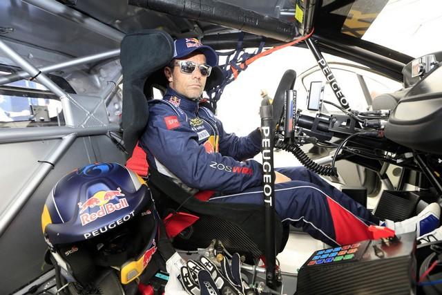 Sébastien Loeb et la PEUGEOT 208 WRX décrochent une belle deuxième place à Montalegre 59831301717002976