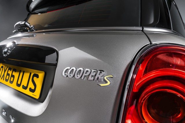 Agile, polyvalent, électrisant : le MINI Cooper S E Countryman ALL4 598715P90240792highResminicoopersecoun