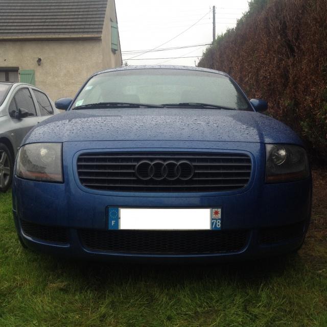 Audi MK1 180 Cv La Schtroumpfette de Drake_504  - Page 2 598993Photo01112013113419