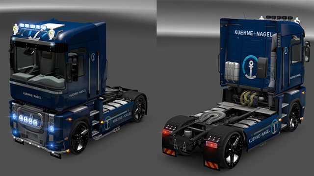 Amazing Euro Truck Shop Simulation - Portail 59922842473renaultmagnumKuehnenagel